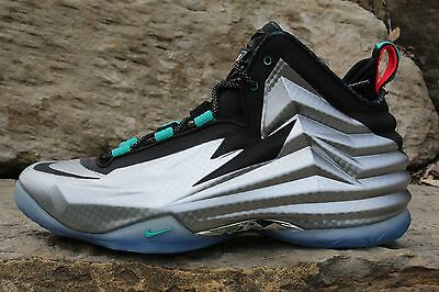 check out 8d263 58b45 16 New Nike Chuck Posite Silver Basketball Shoes Men s Sizes 10-13 684758  001