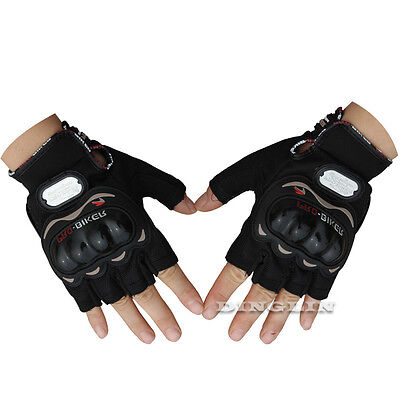 Unisex Cycling Gloves Bike Riding Bicycle Motorcycle Sport Half Finger Glove New