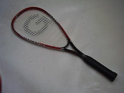NEW!!!!  JUNIOR 60 cm GRAYS SQUASH RACQUET 7-9 YEAR OLDS