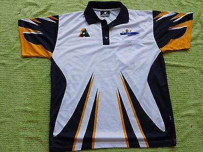 MERREDIN CIVIC Bowling club POLO shirt size  XL  brand new lovely material