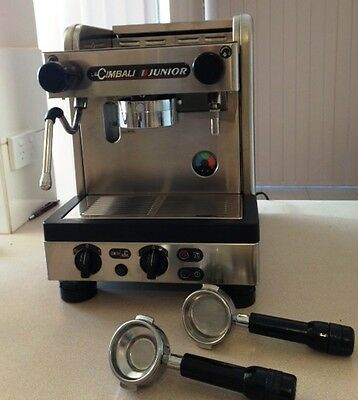 la cimbali junior s coffee machine excellent condition. Black Bedroom Furniture Sets. Home Design Ideas