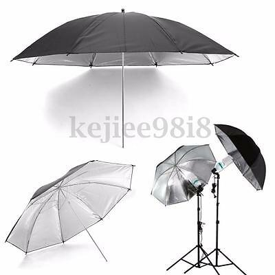 43'' 110Cm Photography Pro Light Lighting Flash Photo Studio Reflective Umbrella