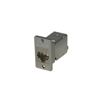 SGKSSUPM Tuk Socket , Panel Mount , Cat 6A Shielded