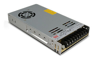 Meanwell LRS-350-48 48V 7.3A Switching Power Supply New