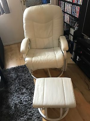 Gliding Chair and Stool