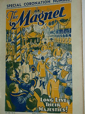 """""""Vintage""""...MAGNET COMIC.....15th May 1937.....BILLY BUNTER ........FREE POSTAGE"""