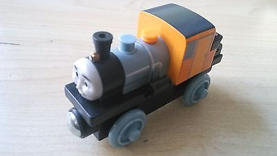 NEW WOODEN magnetic THOMAS friend The Tank Engine Train- BASH