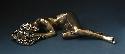 Beautiful Erotic Sculpture of a Woman. Art, Gift. Ornament.