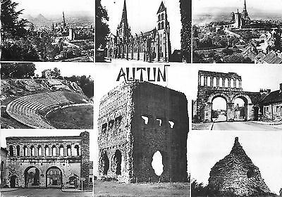 71 Autun Multivues Carte Photo