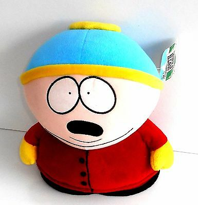 """Vintage 1998 Comedy Central South Park - CARTMAN with Tag - 12"""" Plush Toy (S004)"""