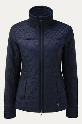 Noble Outfitters Ladies Warm Up Quilted Jacket