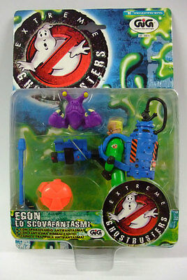 Extreme Ghostbusters Egon 1997 Gig Italy