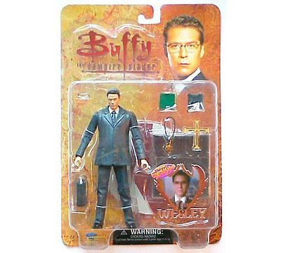6 Inches Buffy The Vampire Slayer Wesley Bad Girls