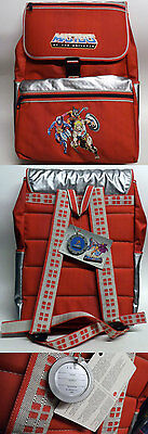 16398 Masters Of The Universe He-Man School Backpack Mattel Italy 45 Cm