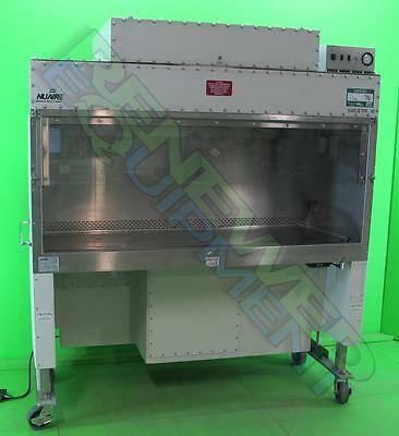 Nuaire NU-602-SPEC Class II A/B3 6' Biological Safety Cabinet Hood TESTED