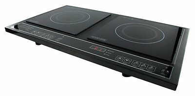 Konig 2-zone induction cooker (Trendy design 3400W)