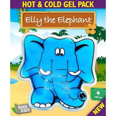 NEW Kool pak Elly the Elephant Reusable Hot and Cold Pack
