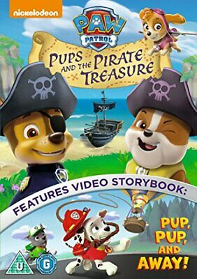 Paw Patrol: Pups And The Pirate Treasure [DVD] [2015] - DVD  G8VG The Cheap Fast