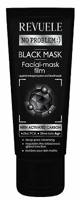 Revuele Black Peel Off Face Mask (2984)