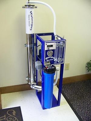 commercial reverse osmosis system 2850 gallons per day - industrial RO