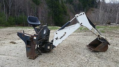 Bobcat 709 Backhoe Attachment