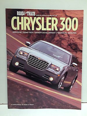 Road & Track Special Series Guide to The Chrysler 300, 2004