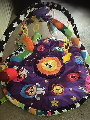 Lamaze Space Symphony Motion Baby Gym Baby Play Mat