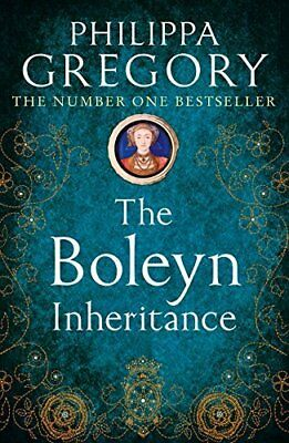 The Boleyn Inheritance by Philippa Gregory New Paperback Book