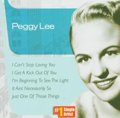 Peggy Lee - I Can't Stop Loving You [German Import] - Peggy Lee CD XAVG The The