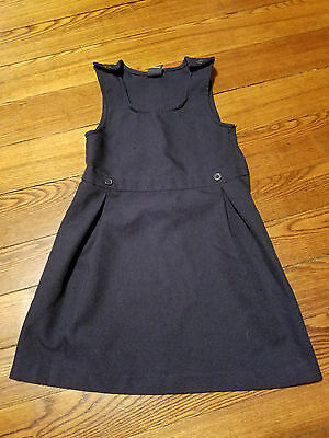 Girls Uniform jumper By French Toast Size 7 EUC