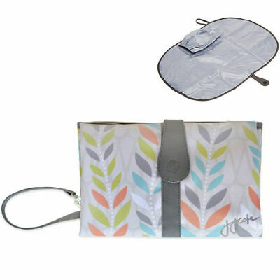 Baby Nappy/Diaper Changing/Change Clutch/Mat/Foldable Pad/Handbag/Wallet Citrus