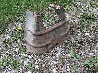 VINTAGE Old JOHN DEERE OLD TYPE TRACTOR PTO PROTECTION Cover