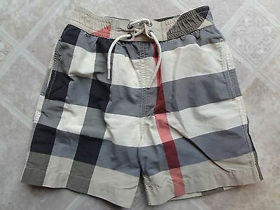 Burberry Swim Trunks Kids 6Y (Free Shipping)