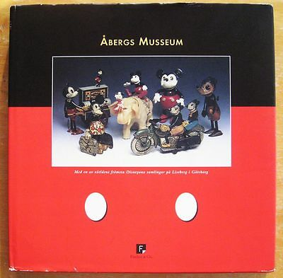 MICKEY MOUSE & DISNEY MUSEUM Collection 1928-1940 - ÅBERGS MUSSEUM (1996, HC)