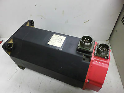 FANUC 20S/1500 AC SERVO-MOTOR 23Nm 1500rpm PULSE CODER  8 POLE - A06B-0505-B005