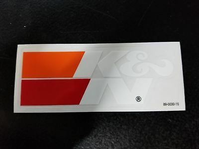K&N Filter Decals and Stickers