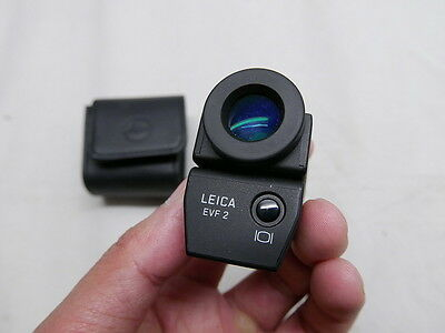 Leica EVF-2 Electronic Viewfinder for X2 X-Vario and M - 48% OFF - Worldwide Shp