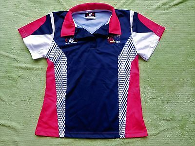 River Belt Open 2011  Golf Shirt Size L Brand  New Great For Supporters Or Colle