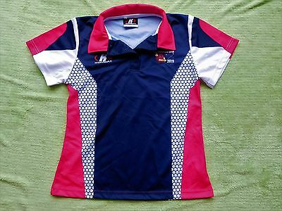 River Belt Open 2011  Golf Shirt Size M Brand  New Great For Supporters Or Colle