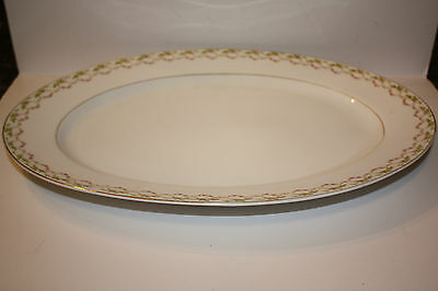 J & C Portland Bavaria G.H.B. Co. Porcelain Serving Platter