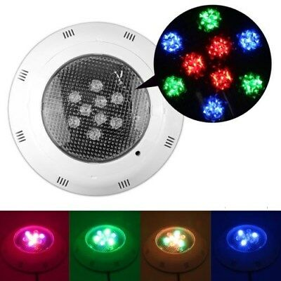 Swimming Pool LED Light RGB with Controller Waterproof Connector FREE12V AC