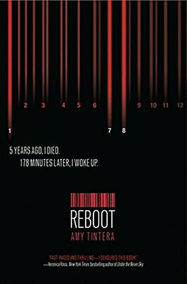 Reboot by Tintera, Amy Book The Cheap Fast Free Post