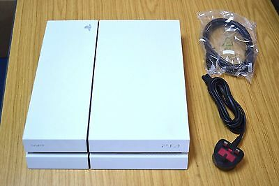 Sony PlayStation 4 - 500GB Glacier White Replacement Console