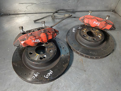 Renault Megane sport 225 2.0 Turbo R26 RS BREMBO kit front brake calipers MINT