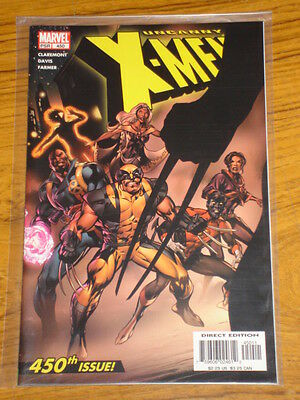 X-Men Uncanny #450 Marvel Comics X-23 Wolverines Daughter December 2004