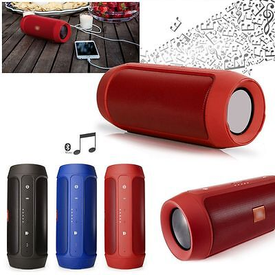 Waterproof Portable Charge 2 Plus Wireless Bluetooth Mini Portable Speakers -AU