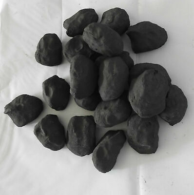 High Thermal Gas Fire Replacement Cast Coals RCF Artificial Long lasting Prices