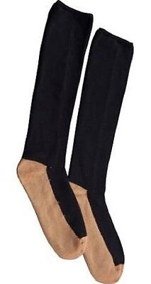 Miracle Copper Anti-Fatigue Compression Socks Health Care NEW 1 PAIR
