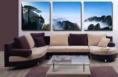 MODERN ABSTRACT HUGE WALL ART OIL PAINTING(No Frame)