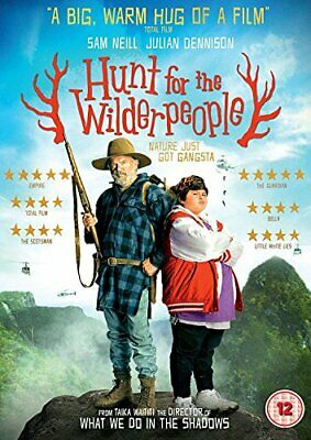 Hunt For The Wilderpeople [DVD] - DVD  JGVG The Cheap Fast Free Post